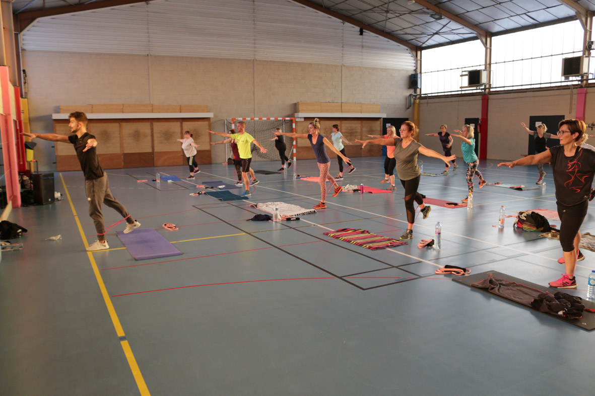 Le fitness Club La Gorgue